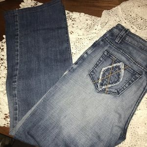 Terrific pair of St. John sport jeans size 2